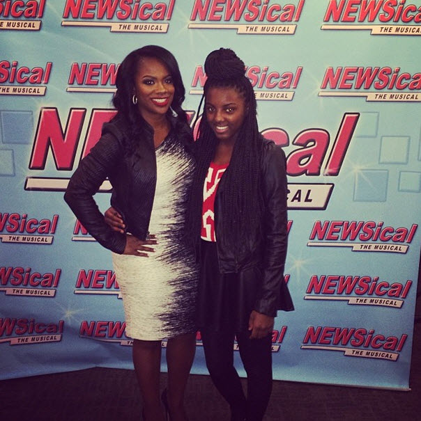 Kandi Burruss Gets Great Review For Newsical the Musical