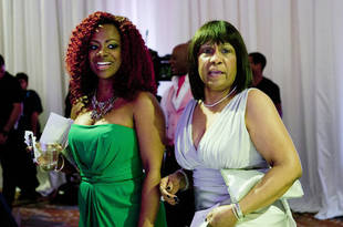 Kandi Burruss' Mama Joyce Joins Twitter, Watch Out!