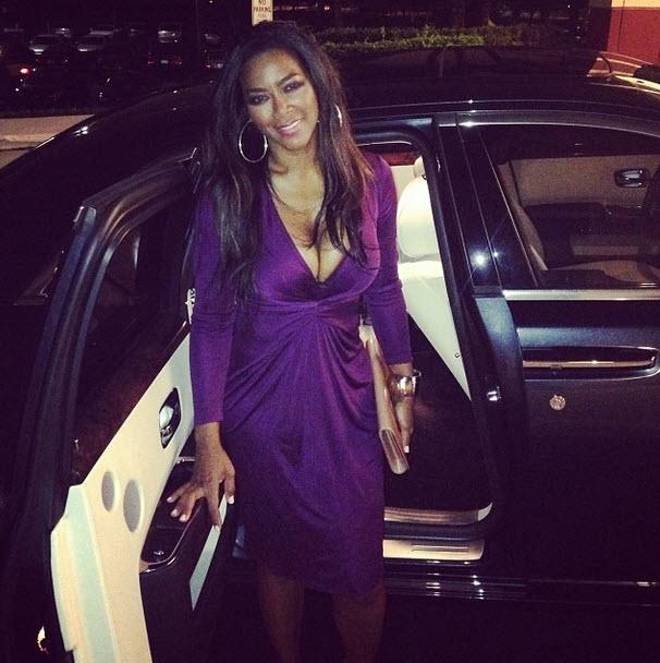 "Porsha Stewart ""Not Really"" Friends With Kenya Moore (VIDEO)"