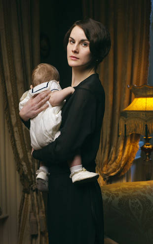 Downton Abbey Season 4: Lady Mary's New Suitor Gets Her to Smile! (VIDEO)