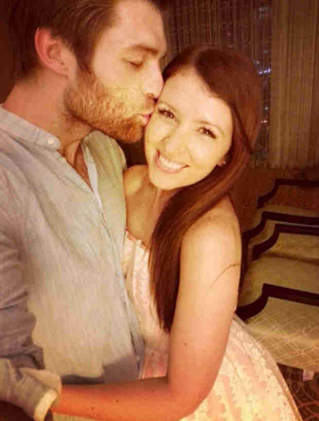 "Spartacus Star Liam McIntyre Is Married — ""I'm Beyond Happy!"""