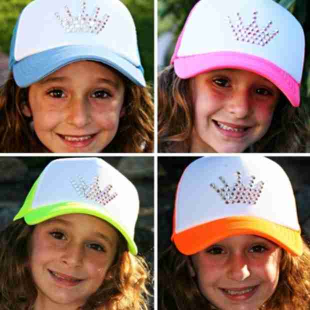 """Alexis Bellino's Daughter Launches Hat Line """"Melania Cotton Candy Collection"""" (PHOTO)"""