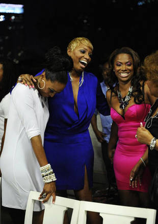 """NeNe Leakes Explains Comment About Being """"Too Good"""" to Be in Kandi Burruss' Play (VIDEO)"""