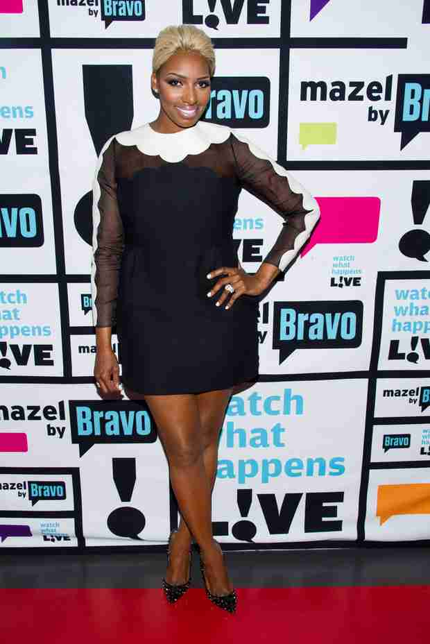 NeNe Leakes to Walk in Fashion Week 2014: Will She Debut Her Own Collection?