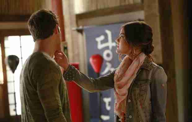 Pretty Little Liars Season 4, Episode 16 Burning Questions: Did Ezra Try to Hurt Jake?