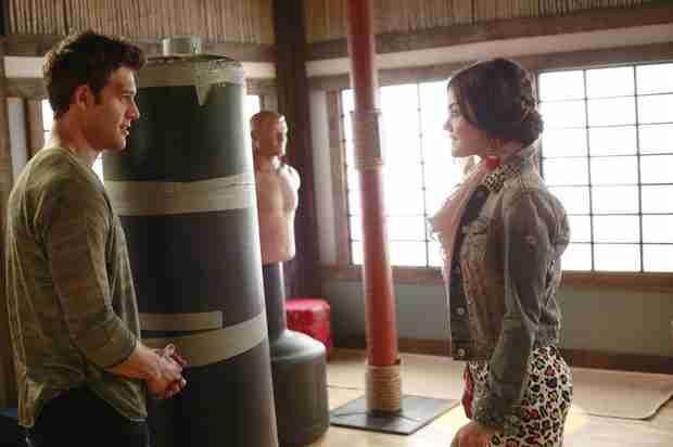 Pretty Little Liars Recap: Season 4, Episode 16 — Emily Meets Ali!