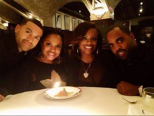 Phaedra Parks Shares Her Plans For 2014, No Mention of Apollo Nida's Legal Troubles