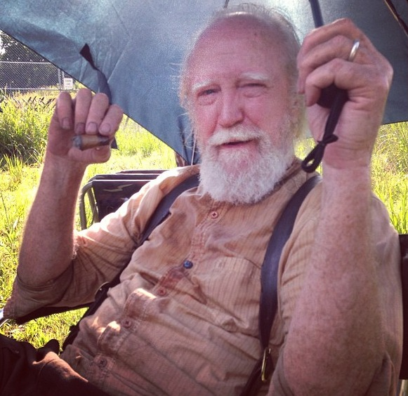The Walking Dead: How to Meet Scott Wilson, aka Hershel, in 2014