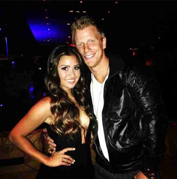 "Sean Lowe on Wedding to Catherine: Today ""I Marry My Best Friend"""
