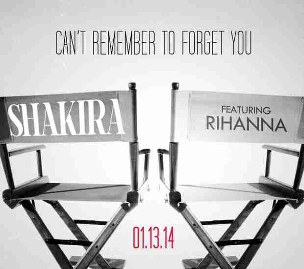 Shakira and Rihanna Duet –– When Does Their Single Drop?
