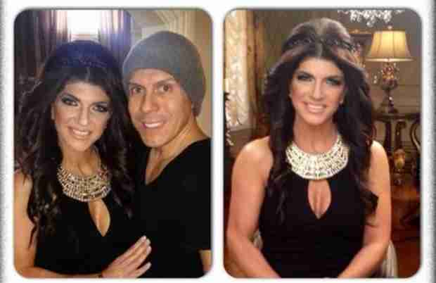 Teresa Giudice's Season 6 Hair: Get a Sneak Peek! (PHOTOS)