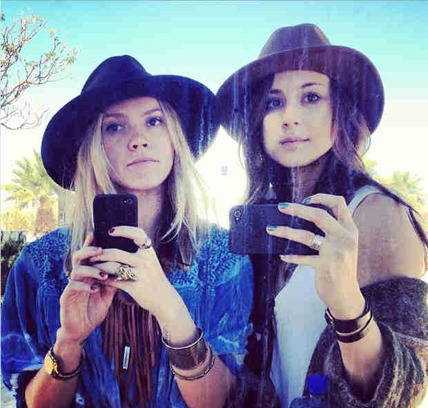 Help Pretty Little Liars Star Troian Bellisario's Bestie Lulu Brud Make a Film