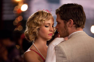 Vampire Diaries 100th Episode Shocker — Caroline and Klaus Hook Up! Rebekah Returns!
