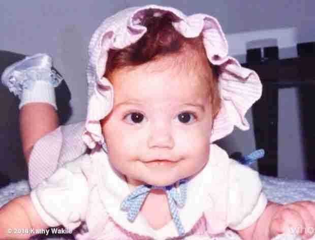 So Adorable! Victoria Wakile as a Baby (PHOTO)