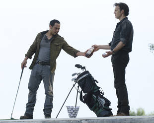 "Jose Pablo Cantillo (Martinez) Shares Memory of ""Beautiful Day"" With Norman Reedus"