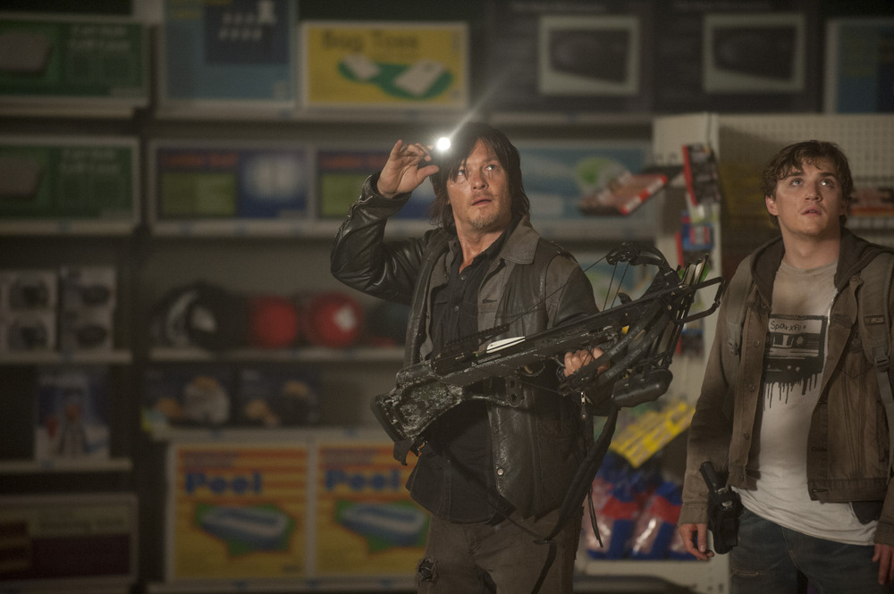 Could Daryl Dixon Ever Appear in The Walking Dead Comics?