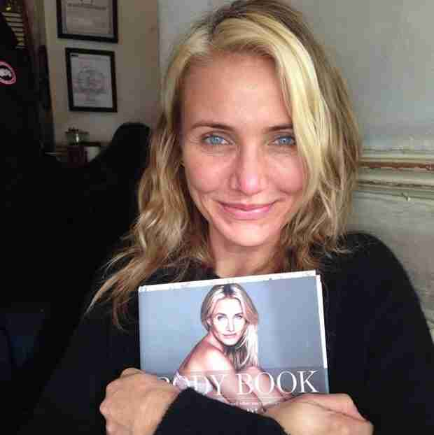 "Cameron Diaz On Aging: ""I Like The Way I Look Better Now Than When I Was 25″"