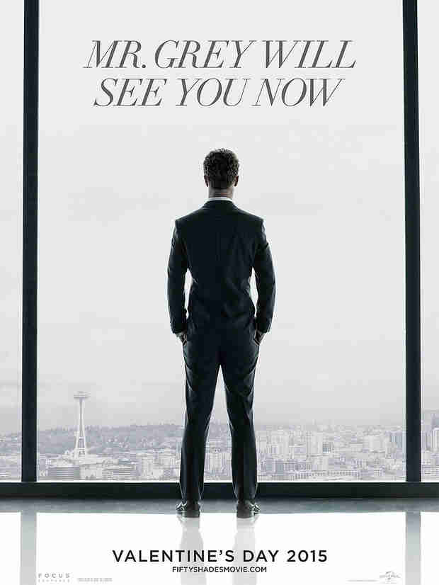 Fifty Shades of Grey: Christian Grey in First Movie Poster — Hot or Not?