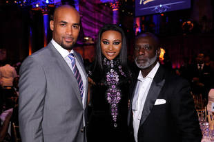 "Peter Thomas Calls Cynthia Bailey His ""Queen"" (VIDEO)"