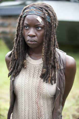 New The Walking Dead Season 4 Promo: Michonne and Beth Cry, But Where's Judith? (VIDEO)