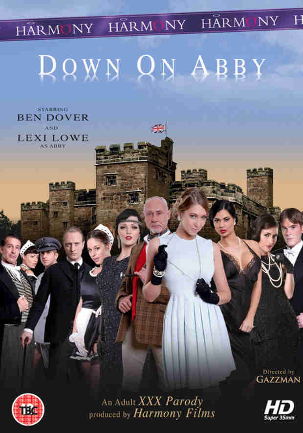 Downton Abbey Gets a Porn Parody — Guess What It's Called