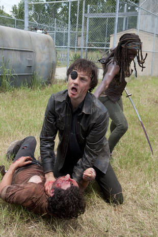 The Walking Dead Season 4, Episode 9: Governor WILL Be Seen, Carl Loses Something