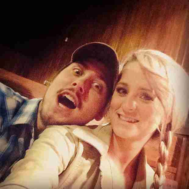 "Leah Messer Dishes on Her Fight With Jeremy Calvert: ""It's a Touchy Subject For Me"""