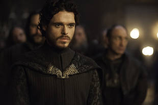 Game of Thrones Shocker: Richard Madden's Costume Was Never Washed!