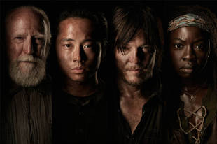 The Walking Dead Season 4: Promo Teases Fates of Glenn, Daryl, Beth, Carl, Michonne (VIDEO)