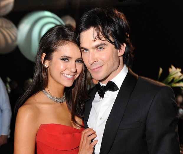 Will Ian Somerhalder and Nina Dobrev Reunite at the 2014 Peoples Choice Awards?