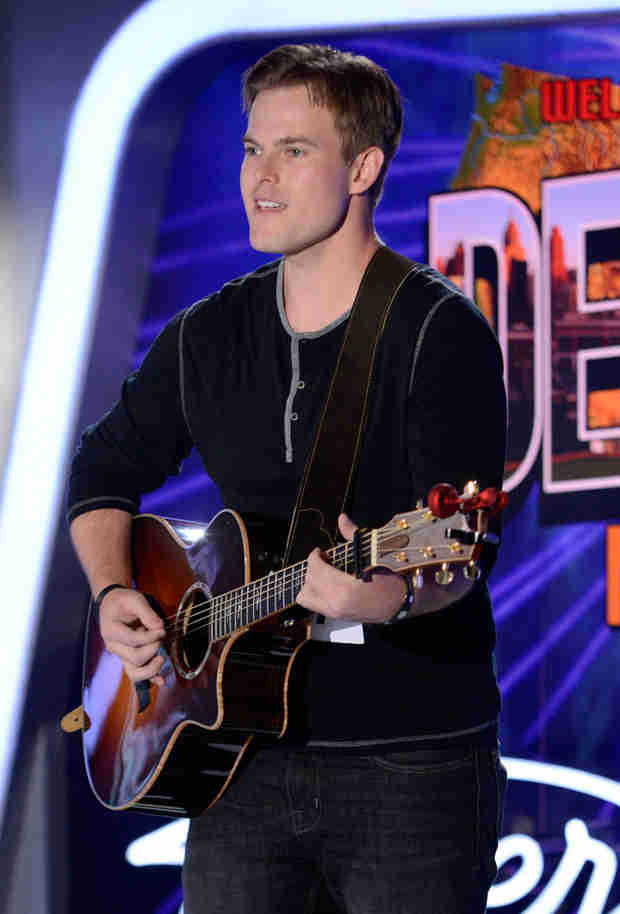 "Watch Bryan Watt Sing ""So Small"" in American Idol 2014, Detroit Auditions"