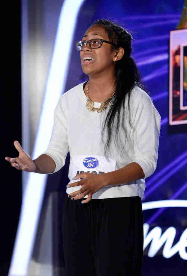 "Watch Malaya Watson Sing ""Ain't No Way"" in American Idol 2014, Detroit Auditions"