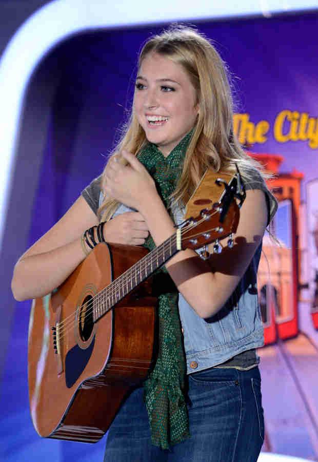 "Watch Rachel Rolleri Sing ""Stay"" in American Idol 2014, San Francisco Auditions (VIDEO)"