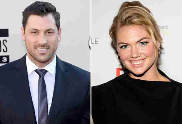 Kate Upton Moves on From Maksim Chmerkovskiy With Ex-Boyfriend?