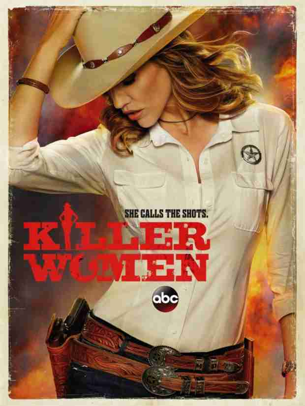 ABC Drops Killer Women From Schedule — It's Likely to Be Canceled