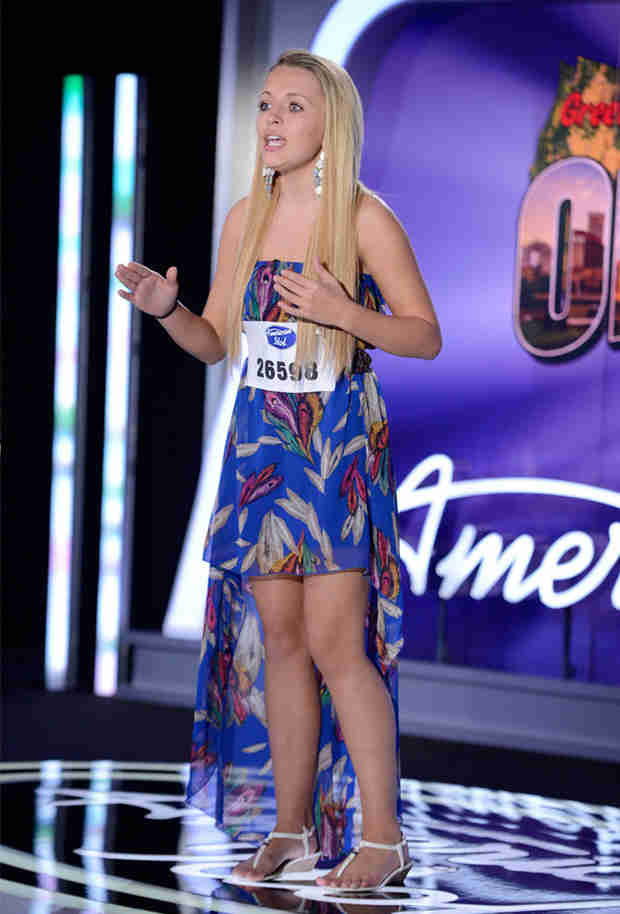 "Watch Madisen Walker Sing ""Before He Cheats"" in the American Idol 2014, Omaha Auditions (VIDEO)"