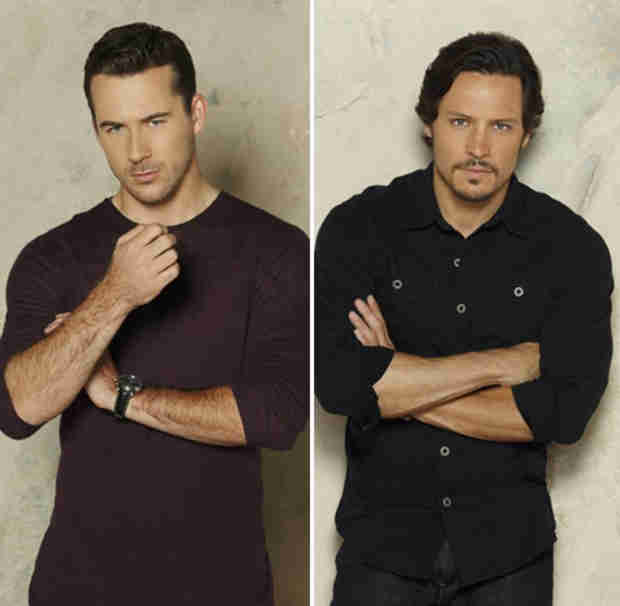Which Revenge Star Is Older: Barry Sloane or Nick Wechsler?
