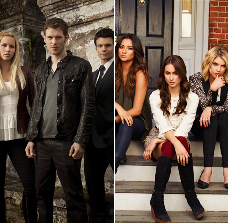 The Originals Throws Shade at Pretty Little Liars With Mocking Ad
