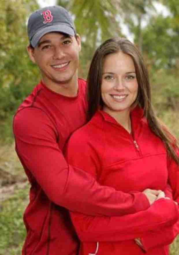 Survivor's Amber Mariano Is Pregnant! Boston Rob Expecting Fourth Child (PHOTO)