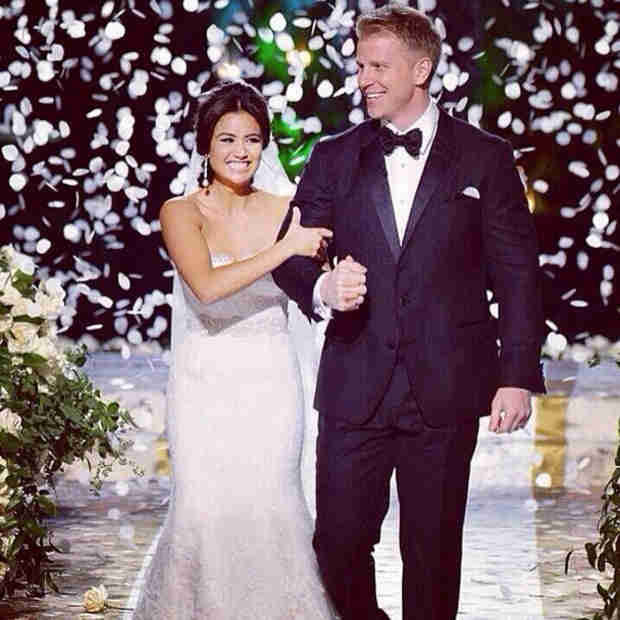 "Sean Lowe Shares First Photo With ""My Wife!"" Catherine Giudici"