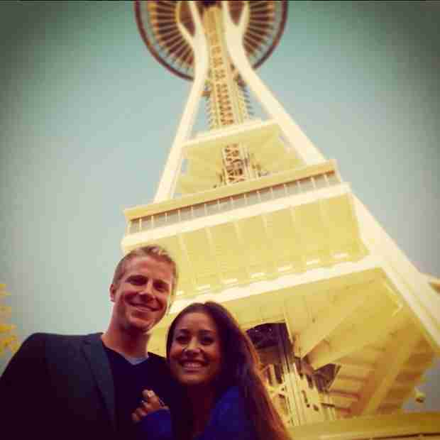 What Are Sean Lowe and Catherine Giudici Doing for Their Honeymoon?