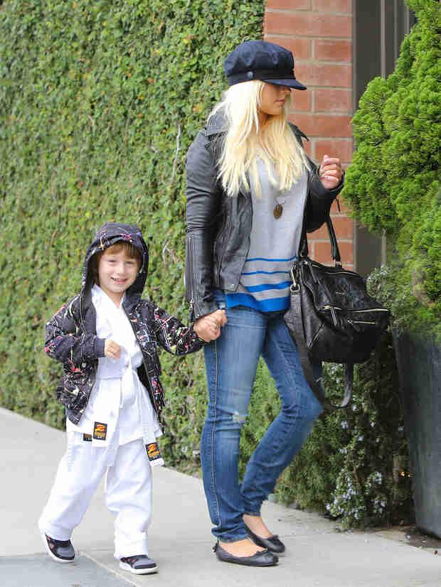 Happy Birthday, Max Bratman! Christina Aguilera's Adorable Son Turns Six