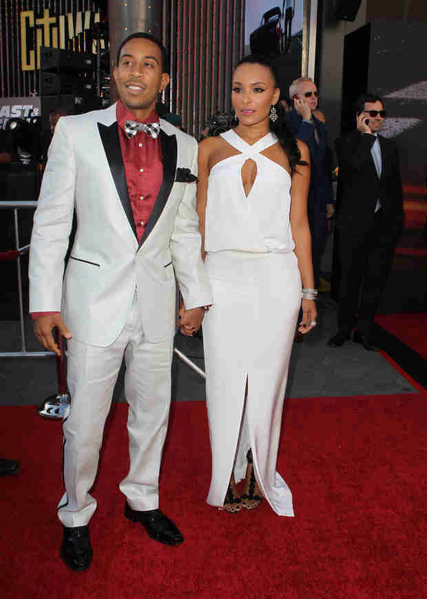 Ludacris to Marry Longtime Girlfriend Despite Paternity Scandal? — Report