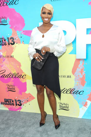 NeNe Leakes Reveals Her Celebrity Crush, Favorite Body Part, and More! (VIDEO)