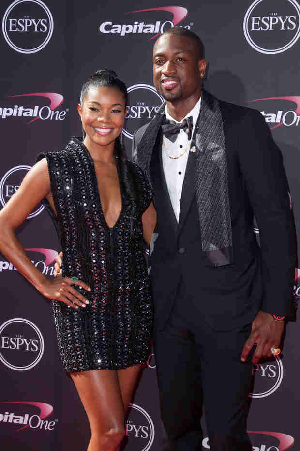 Dwyane Wade's Baby Mama Name Revealed — and Son's Name!