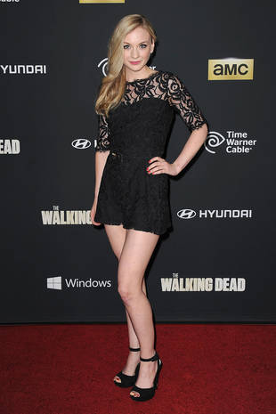 The Walking Dead's Emily Kinney to Perform at Walker Stalker Con Chicago