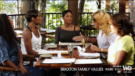 Did Tamar and Towanda Braxton End Their Bitter Feud? (PHOTO)