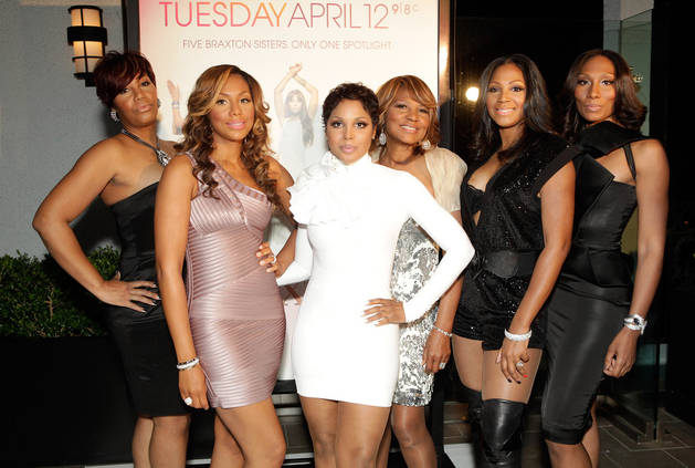 Toni Braxton Tries to Clear the Air Between Feuding Sisters Tamar and Towanda (VIDEO)