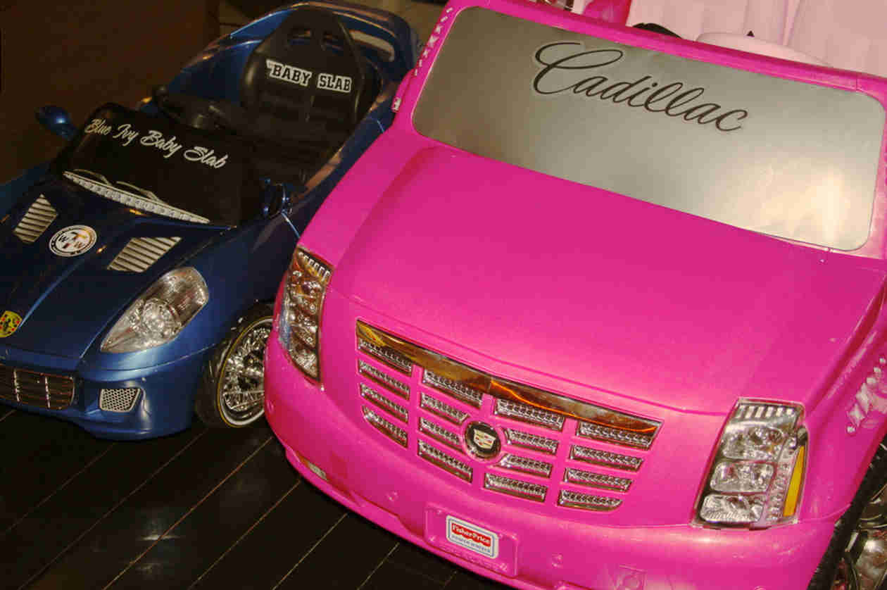 Blue Ivy Gets Two Mini Cars For Her Birthday — Take That, North West!