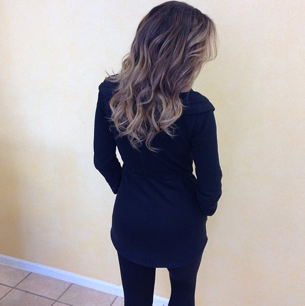 Check Out Melissa Gorga's Soft Ombre Curls — Hot or Not?
